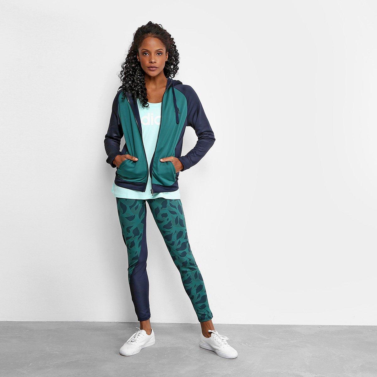 Regata Adidas Essentials Li Sli Tank Feminina - Verde - Compre Agora ... 0b78e7037c44a