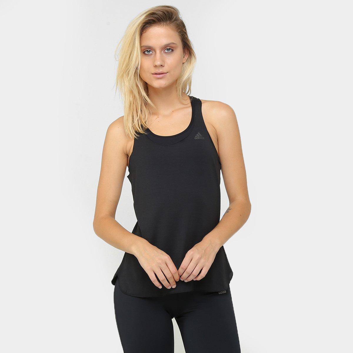 b70a17c539 Regata Adidas Prime Feminina - Preto - Compre Agora