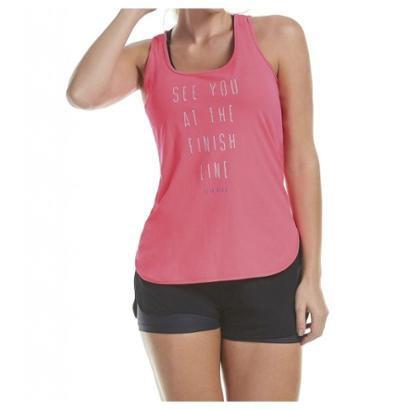 Regata Alto Giro Skin Fit Inspiracionais 811611 - Feminino