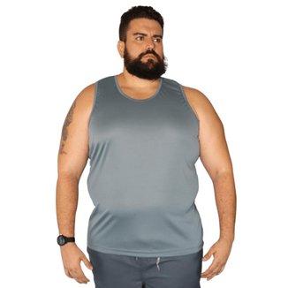 Regata Básica Dry-Fit Plus Size - Promoção