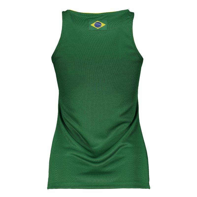 Feminina Regata Regata Brasil Araguaia Araguaia Brasil Verde Feminina wHTPYcqxwC