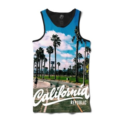 Regata BSC California Rep Sublimada Masculina