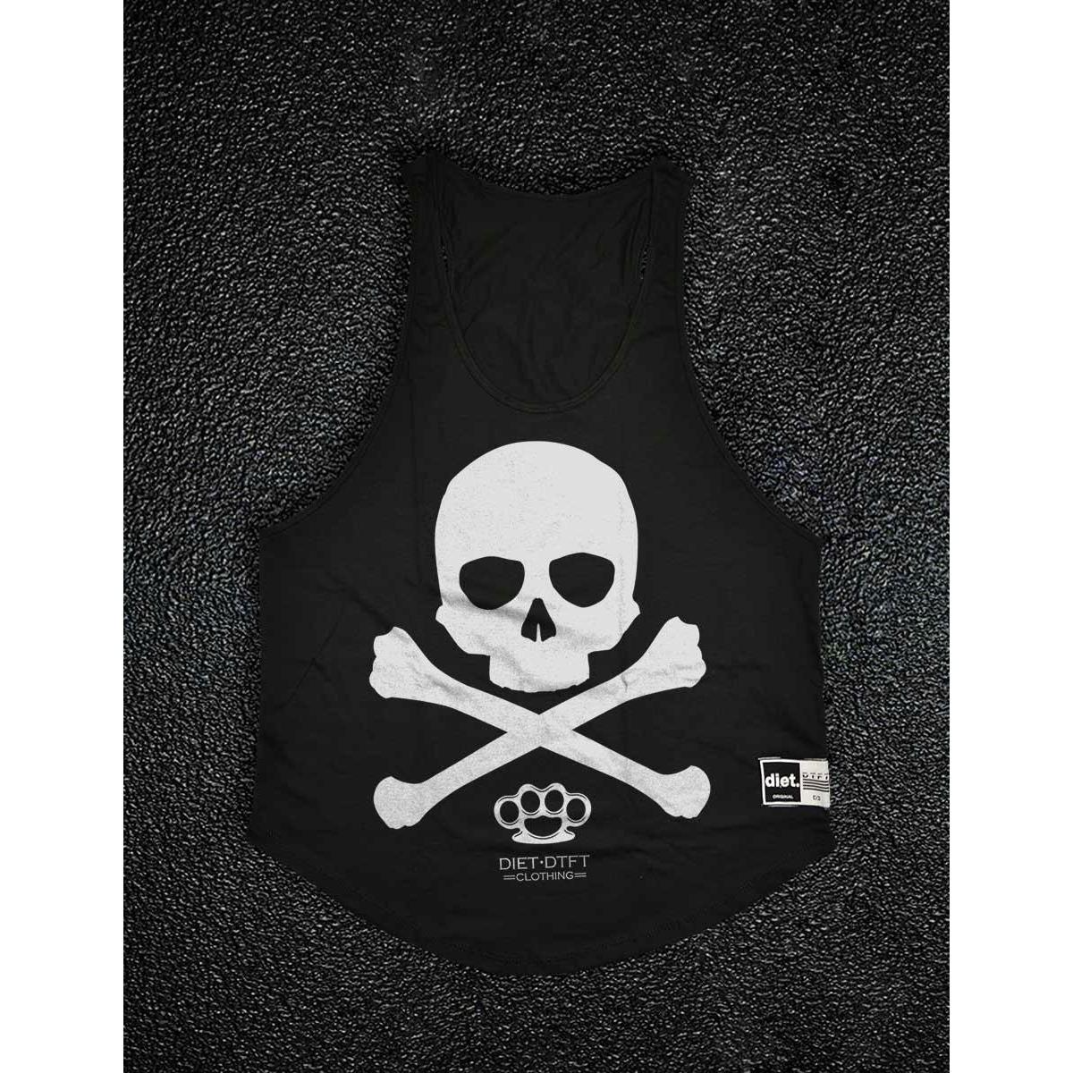 Regata cavada - Skull X - Preto - Compre Agora  d7ab8fac19a