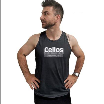 Regata Cellos 3D Premium Masculina