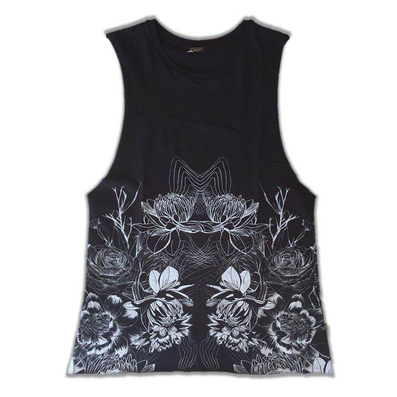 Regata Feminina MCD Floral - Compre Agora  01ebe4bebe9