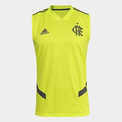Oferta Regata Flamengo Adidas Treino Masculina por R$ 159.99