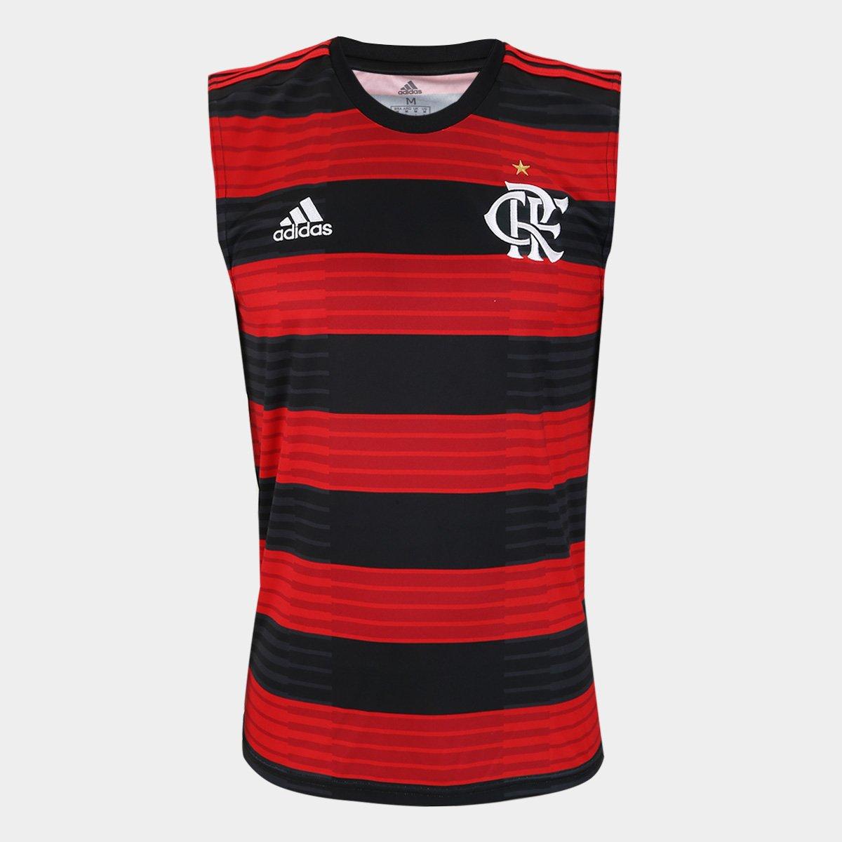 Regata Flamengo I 2018 Torcedor Adidas Masculina - Compre Agora ... ed063ad4bf29d