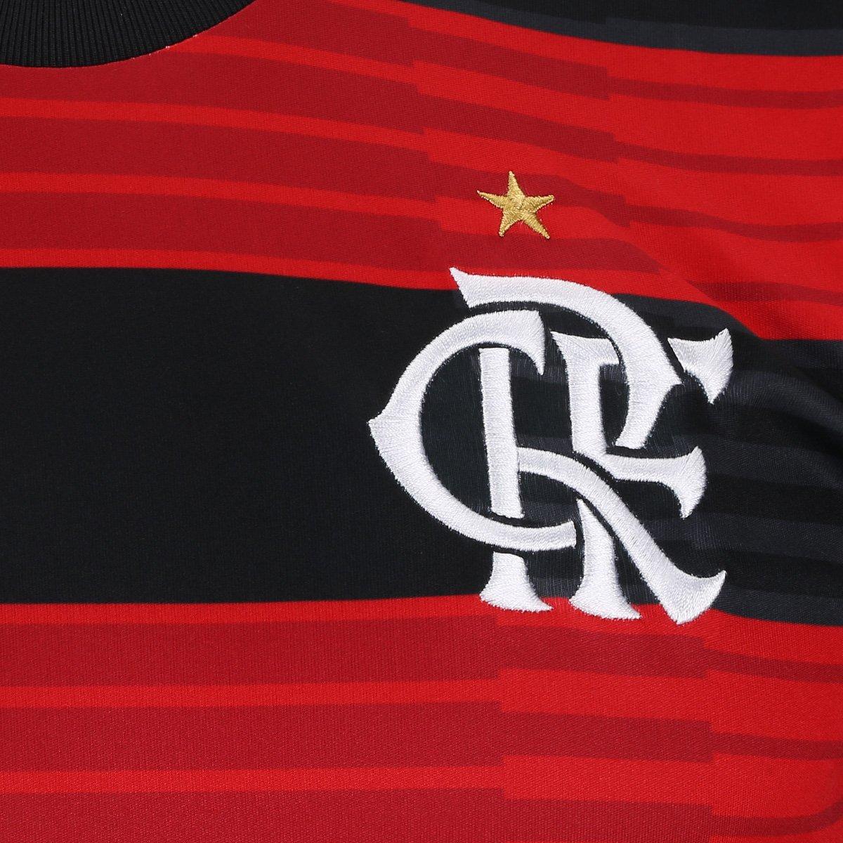 6546cb037d Regata Flamengo I 2018 Torcedor Adidas Masculina - Compre Agora ...