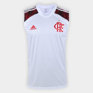 Regata Flamengo II 21/22 s/n° Torcedor Adidas Masculina