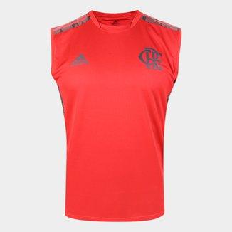 Regata Flamengo Treino 21/22 Adidas Masculina