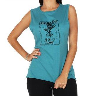 Regata Hurley Paradise Punk - Azul Hurley