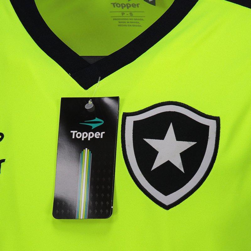 57756cd053 Regata Machão Topper Botafogo Treino 2016 - Compre Agora
