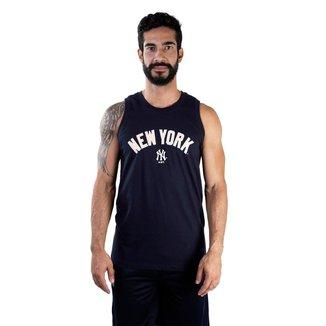 Regata Mlb New York Yankees Essentials Colors Masculina