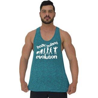 Regata MXD Conceito Bodybuilding Evolution Masculina