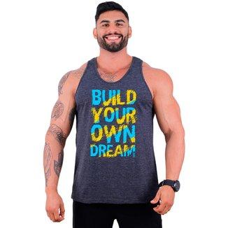 Regata MXD Conceito Build Your Own Dream Masculina