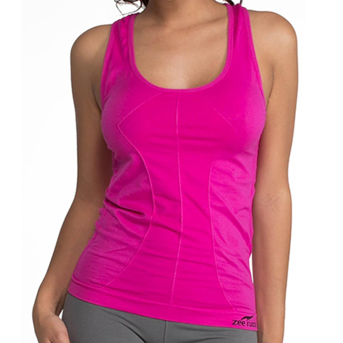 Rosa Regata Nadador Regata Costura Fitness Fitness Sem Sem Costura Nadador xz6dPOtwqw