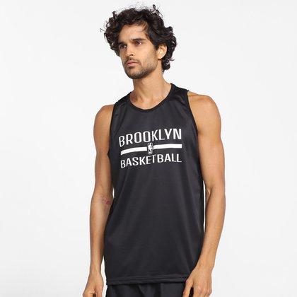 Regata NBA Brooklyn Nets Basketball Masculina