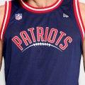 Regata NFL New England Patriots New Era Sports Vein Neepat Masculina
