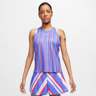 Regata Nike Court Dry Print Feminina