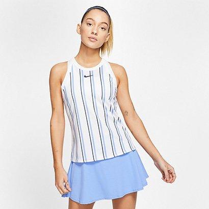 Regata Nike Court Dry Print Feminina - Feminino