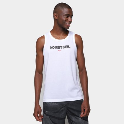 Regata Nike Df Tank No Rest Masculina