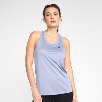 Regata Nike Dri-Fit Raceback Feminina