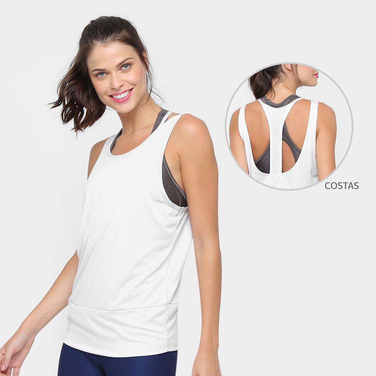 23a86adf20 Regata Nike Dry Ta Loose Rbk Studio Feminina - Compre Agora