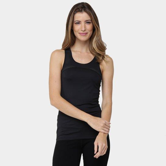 Regata Nike Pro Hypercool Feminina - Preto