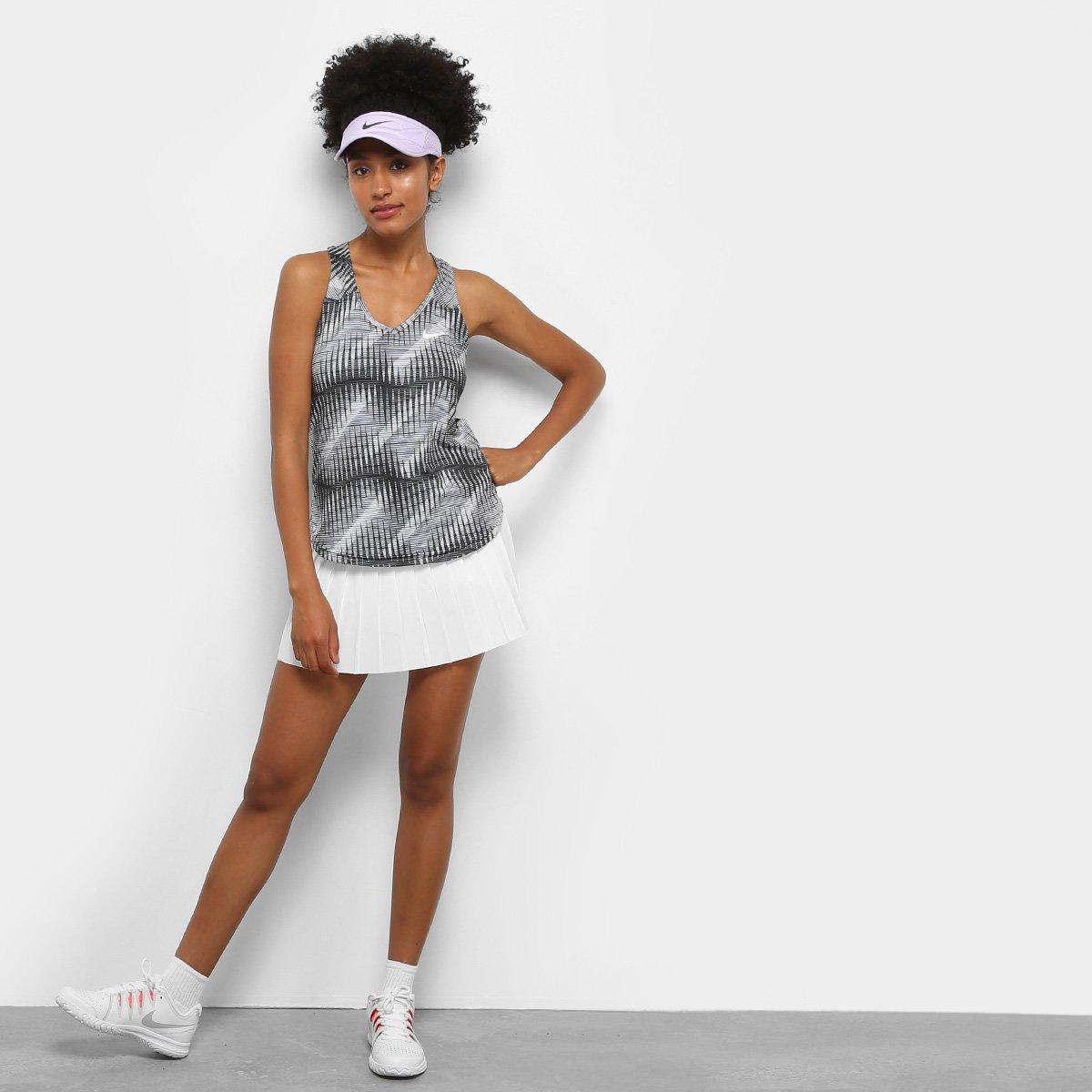 Preto Pure Branco Nike Feminina Regata PR Nike Regata e qw7U8gEt