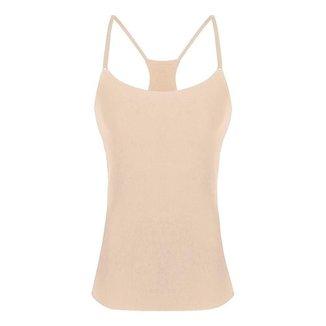Regata Puma Modal Stretch Feminina - Rosa Nude