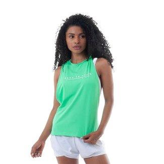 REGATA YOUR MOVE Feminina Academia Esporte Conforto Estilo Moda Sem Estampa Cavada Caminhada