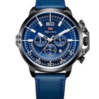REL PHILIPH LONDON BIG BEN BLACK BLUE -PL80036612M AZ