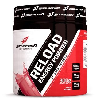 Reload Energy Powder 300 g - Body Action