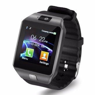 Relogio 2017 Smart Watch Dz09 Android Celular Chip Bluetooth