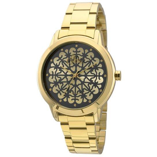 Relógio Allora Al2035FCJ/4X - Dourado