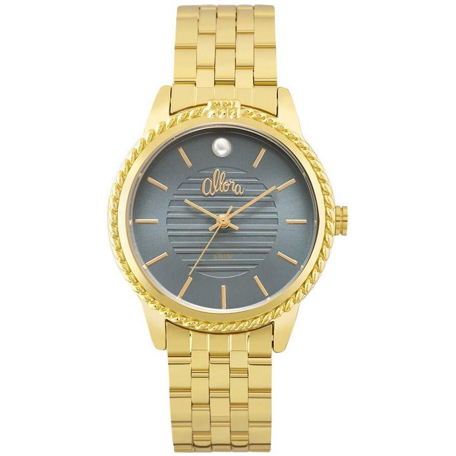 c94ba62dfac17 Relógio Allora Al2035Fkv 4A - Dourado - Compre Agora