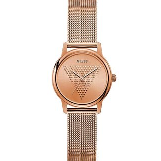 Relógio Analógico Feminino Guess Rose - GW0106L3