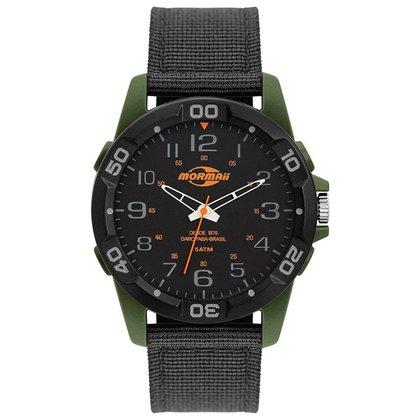 Relógio Analógico Mormaii Steel Basic  Masculino