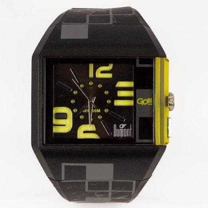 Relógio Analógico Preto Dumont - SM35311P