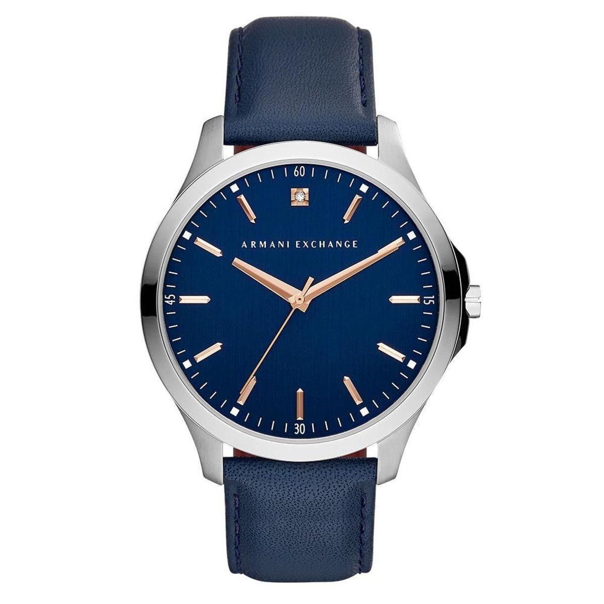 ef09919aee3 Relógio Armani Exchange Masculino Hampton - AX2406 0AN AX2406 0AN - Azul - Compre  Agora
