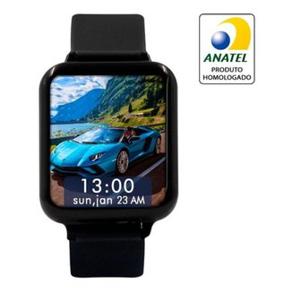 Relógio B57 Smartwatch Inteligente Fitness Smart Hero Band
