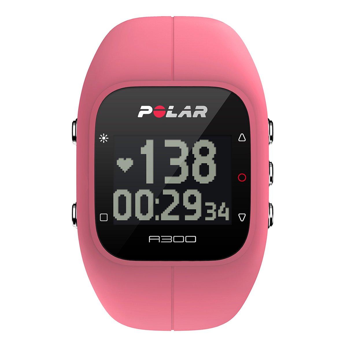 Relógio c  Monitor Cardíco Polar A300 - Compre Agora   Netshoes 84d7e52415