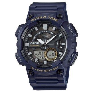 Relógio Casio Ana-Digi AEQ-110W