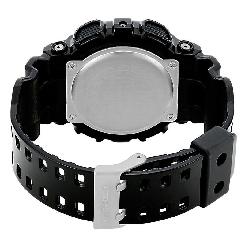 9bd36bfa46f Relógio Casio Ana-Digi Masculino G-Shock - GA-120-1ADR - Compre ...