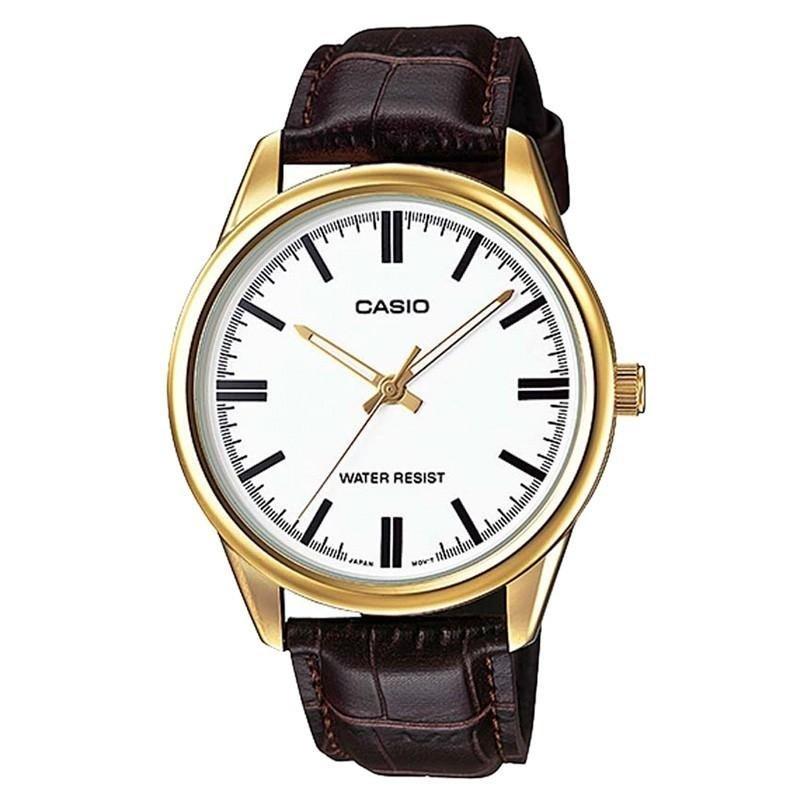 3bd6637a6ce Relógio Casio Analógico Masculino - MTP-V005GL-7AUDF - Compre Agora ...