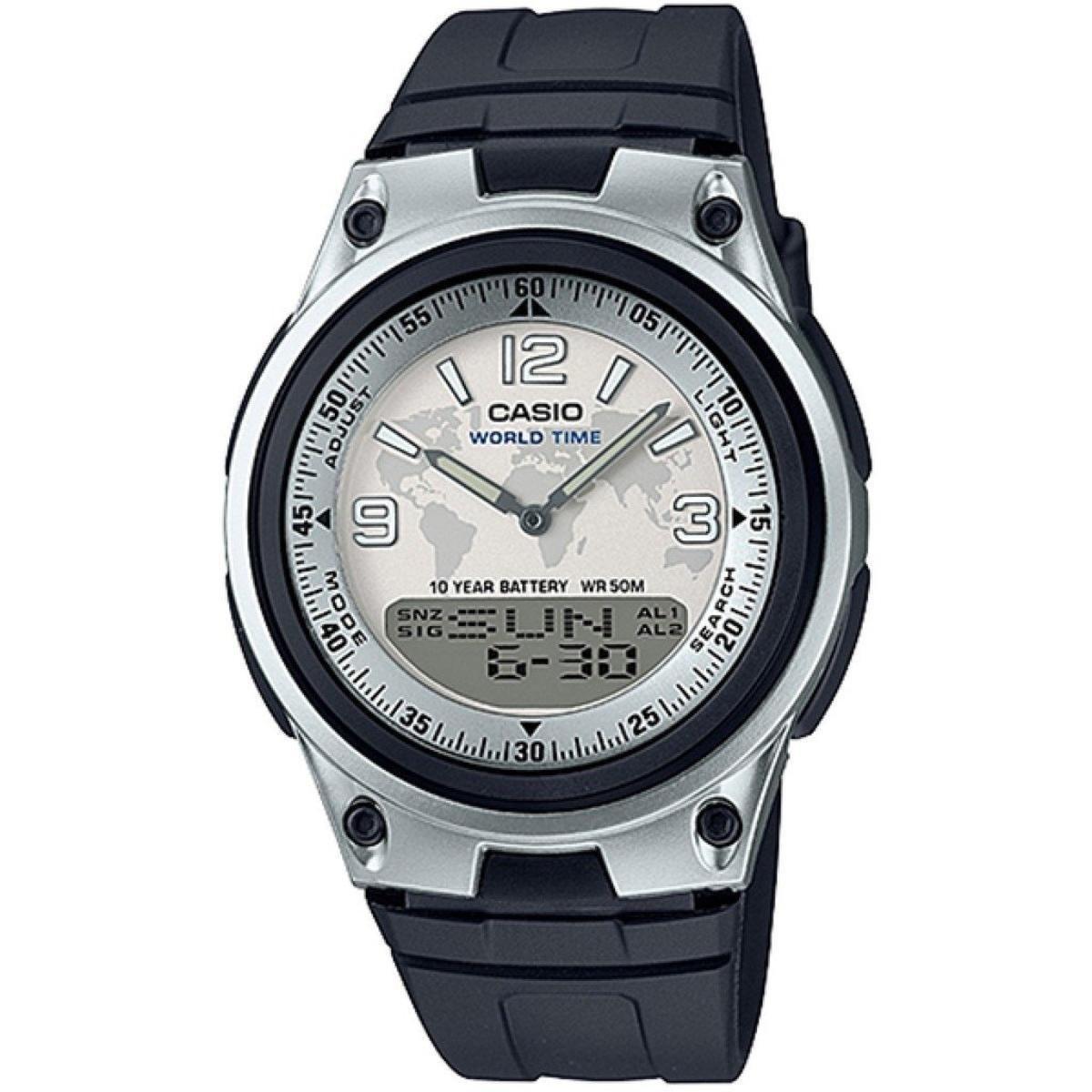 5948042a007 RELOGIO CASIO - AW-80-7A2VDF - Preto - Compre Agora