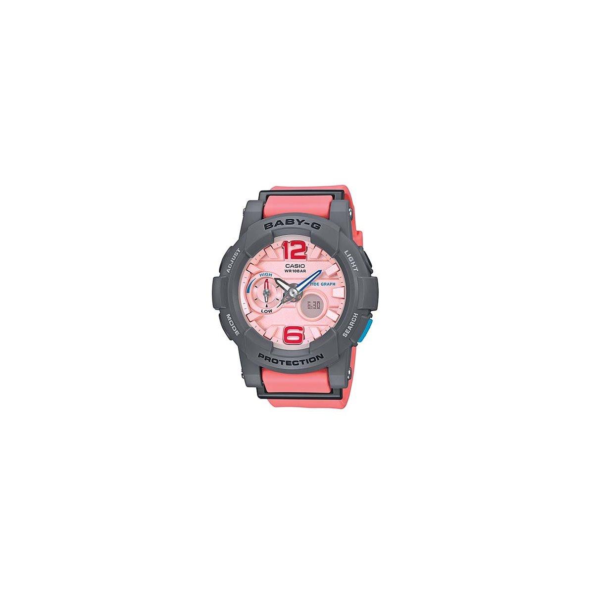 dc73b0479bf Relógio Casio Baby G BGA-180-4B2DR - Compre Agora