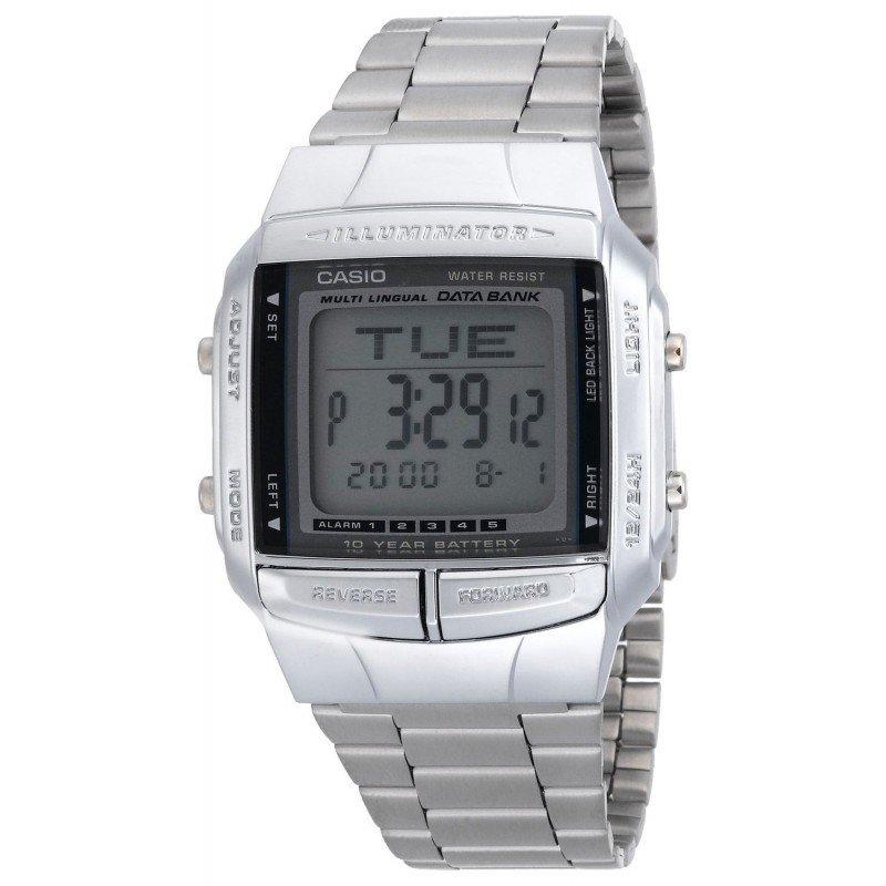 fa7fd8e94b4 Relógio Casio - Db-360-1Adf - Compre Agora