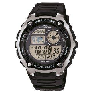 Relógio Casio Digital AE-2100W