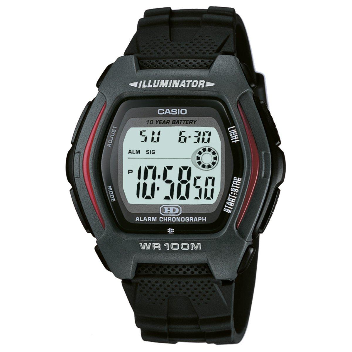 7124e38d4c1 Relógio Casio Digital HDD-600 - Preto - Compre Agora